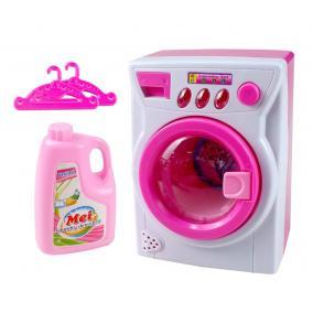 Játék elektromos mosógép