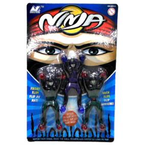 Ninja szett (3db-os)