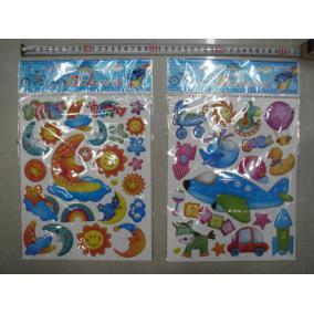 Matrica fali dekor, gyerek szobába (1szett)