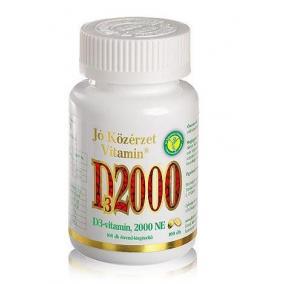 Jó közérzet d3-vitamin kapszula [100 db]