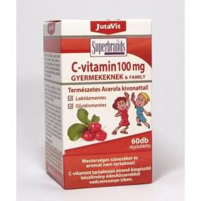 Jutavit c-vitamin rágótabletta [60 db]