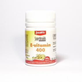 Jutavit E-vitamin 400 IU kapszula [100 db]