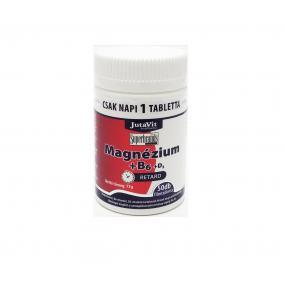 Jutavit Magnézium + B6 + D3-vitamin filmtabletta [50 db]