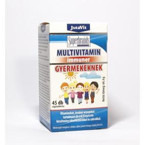 Jutavit multivitamin gyerekeknek [45 db]
