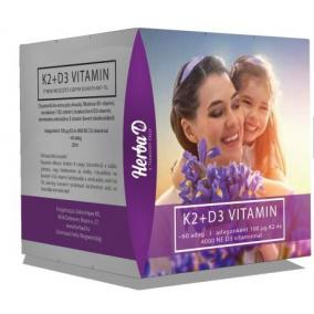 Herba K2+D3 vitamin cseppek [20 ml]