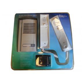 Kaputelefon, egylakásos audio CODEFON 1 lakásos szett