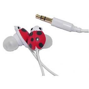 Fülhallgató [katica, nyuszi] vegyes színekben