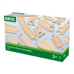 Kiegészítő sínszett 33402 Brio