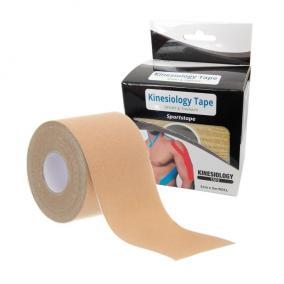 Kinesio tape, 5 cm x 5 m [bézs] kineziológiai tapasz