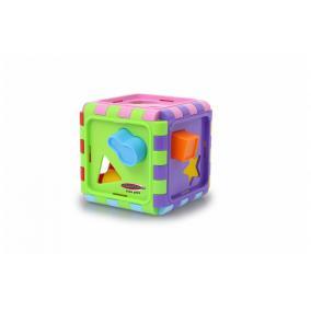 Kreatív kocka - formaválogató játék 460579 Jamara
