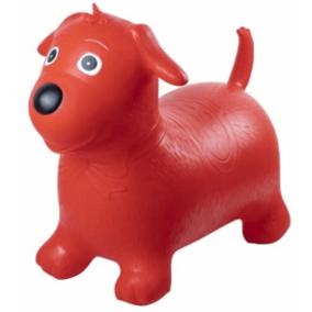Kutya ugrálófigura