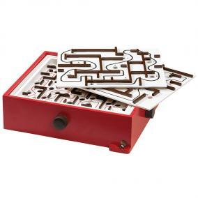 Labirintus játék fából táblákkal 34020 Brio