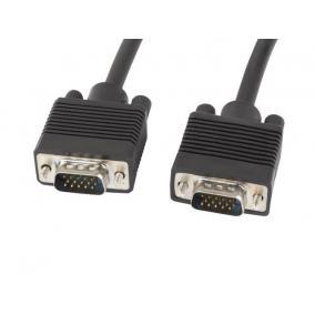 Lanberg kábel VGA M/M 1.8m black