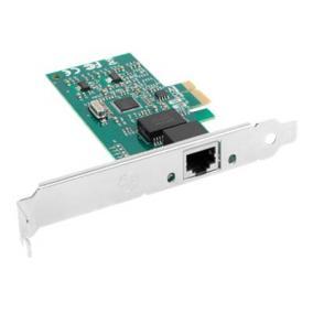 LANBERG network interface card PCI-Express gigabit ethernet intel chipset
