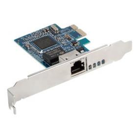 LANBERG PCE-1GB-001 Lanberg Interface Network Card PCI-Ex Gigabit Ethernet, 1x RJ45