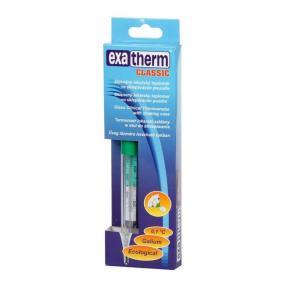 Lázmérő Exatherm higanymentes
