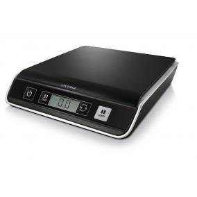 Levélmérleg, elektromos, USB, 5 kg terhelhetőség, DYMO