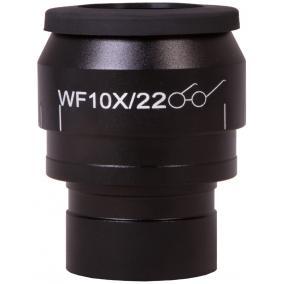 Levenhuk MED WF10x/22 állítható dioptriájú szemlencse