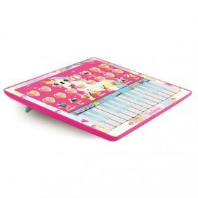 Lexibook Unikornis zenélő billentyűk tablet - Egyszarvú