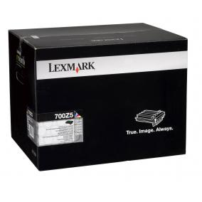 Lexmark [700Z5] 70C0Z50 DRUM [Dobegység] [Bk+Col] (eredeti, új)