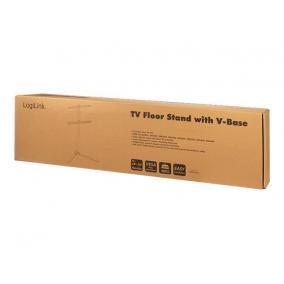 LOGILINK BP0080 LOGILINK -TV floor stand with V-Base, 49-70, chrome