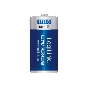 Loglink Ultra Power LR14 Alkaline batteries, Baby, 1.5V, 2db