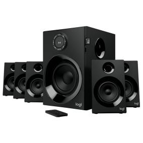 Logitech Z607 5.1 Bluetooth hangszóró, fekete