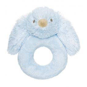 Lolli nyuszi kék csörgo 14 cmTeddykompaniet