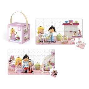 Lovely Puzzles - Rose hercegnő