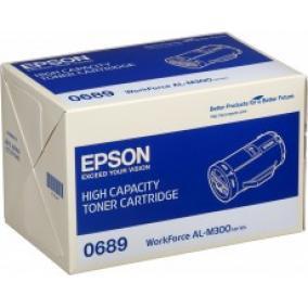 Epson M300 [BK] [10k] toner (eredeti, új)