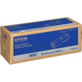 Epson M400 [BK] [23,7k] toner (eredeti, új)