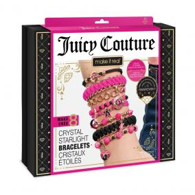 Make It Real Juicy Couture & Swarovski® Kristály csillagfény karkötők