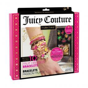 Make It Real Juicy Couture Gyümölcsözön karkötők