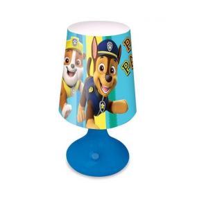Mancs Őrjárat vezeték nélküli mini lámpa és éjszakai fény