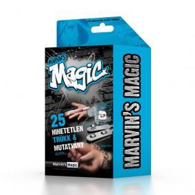 Marvin`s Magic Szemfényvesztő mágikus készlet - elképeztő trükkök és mutatványok