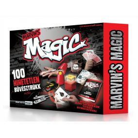 Marvin's Magic Szemfényvesztő mágikus készlet 100 trükkel