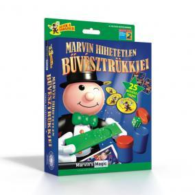 Marvin's Magic Varázslatos bűvész szett 2