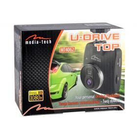 MEDIATECH MT4062 U-DRIVE TOP - autós kamera FULL HD with WDR technology, 1080p,