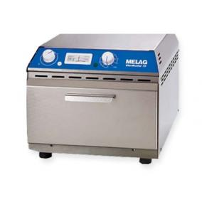 Hőlégsterilizátor 4,5 L MELAG 75