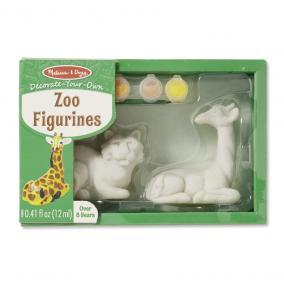 Melissa & Doug Kreatív játék, Díszítsd fel! állatkert
