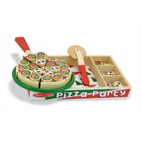 Melissa & Doug Sütés-főzés, Pizza Party