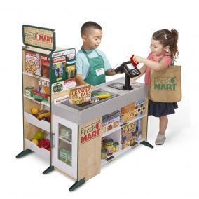 Melissa & Doug Szerepjáték, Élelmiszerbolt