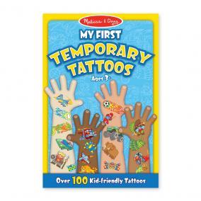 Melissa & Doug Tetoválás, fiú