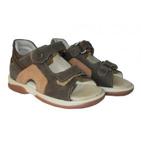 MEMO gyerekcipő - ZAFIR barna [méret: 22]