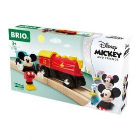 Mickey Mouse elemes vonat 32265 Brio
