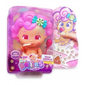 Mini Bellies: mi van a pelusban? Mini-Shusha baba