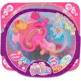 Mini Bellies: Mini-Pinky BubiPuki baba
