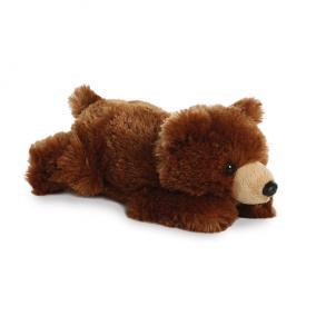 Mini Flopsie - Grizzly medve 20 cm 31740 Aurora