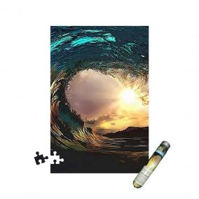 Mini puzzle - hullám, 150 db