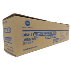 Minolta Bizhub C220, C280 [DR-311] [CMY] DRUM [Dobegység] (eredeti, új)